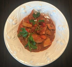 Catalan Chicken Stew
