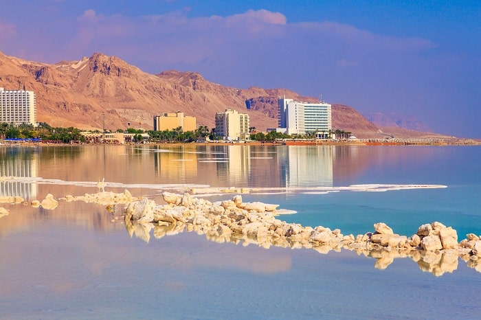 The Dead Sea - Places to Visit Before They Disappear
