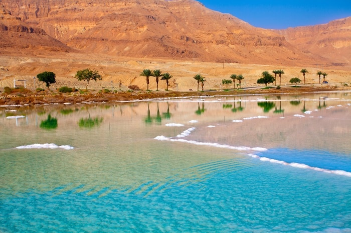 Endangered Places - The Dead Sea Israel