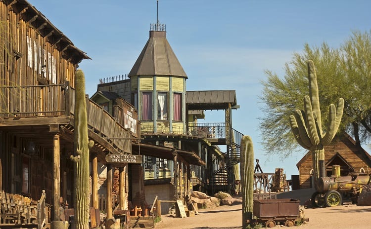 Things to do in Phoenix - Visit an Old West Ghost Town