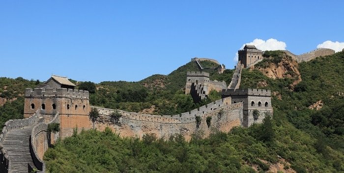 Places to Visit before they disappear - The Great Wall of China