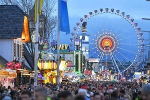 Oktoberfest Wiesn - Munich