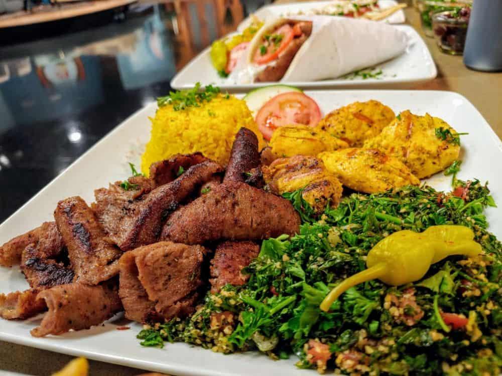 Sabas Mediterranean Kitchen