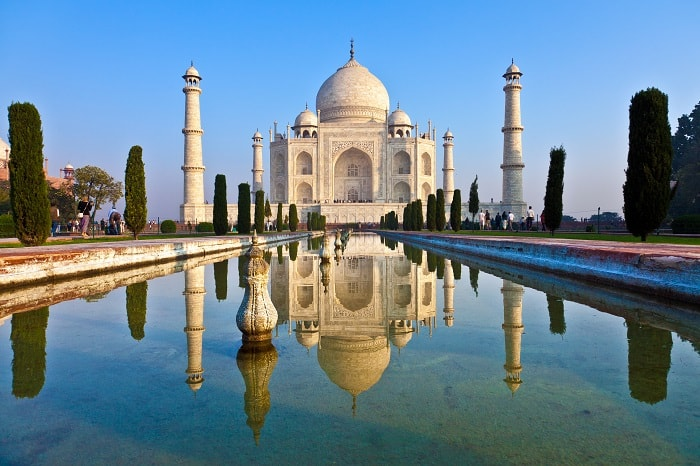 Places to visit before they disappear - Taj Majal - India