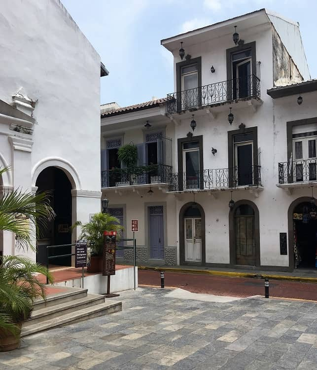 Panama City Old Town