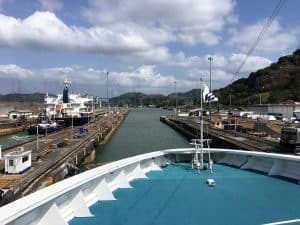 Panama Canal Cruise On The Coral Princess