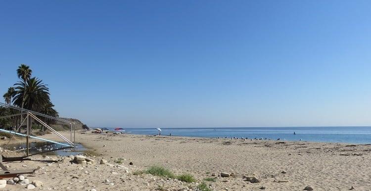 Refugio State Beach SB