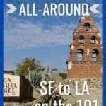 SF to LA on 101 History