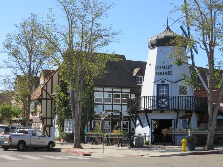 Solvang - San Francisco to Los Angeles via Highway 101