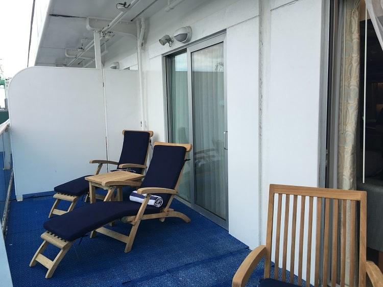 Stateroom Deck (Balcony)