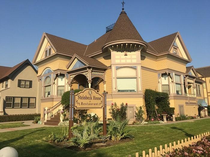 John Steinbeck House - San Francisco to Los Angeles via Highway 101