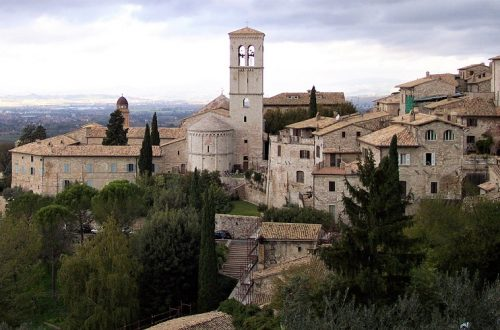 Assisi Italy - Travel Resolutions