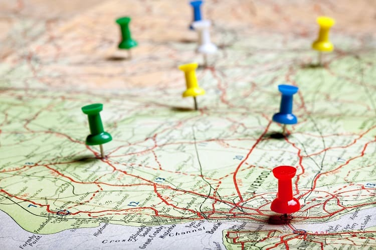 Mapping Your Trip Ideas