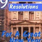 9 Travel Resolutions - Petra