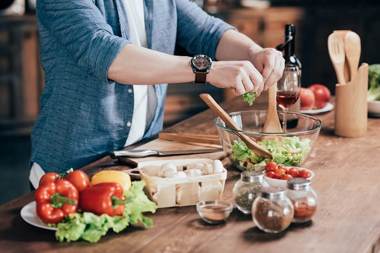 Cooking Dinner At Home Saves Money