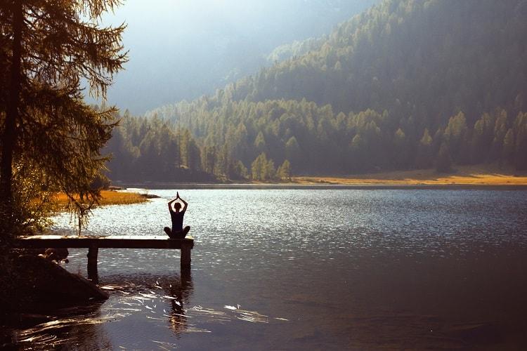 Get In Shape for Travel - Yoga Meditation