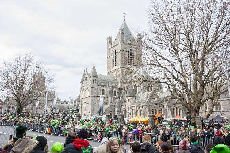 Celebrate St. Patrick's Day In Ireland