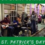 Irish Street Performers - Dublin Ireland