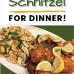 Here's to Schnitzel for Dinner