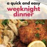Schnitzel - A Quick & Easy Weeknight Dinner