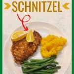 What's For Dinner Tonight? Schnitzel!