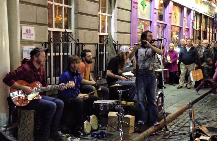 Dublin Ireland - Traditional Folk Music