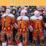 Gilles in Binche Belguim