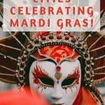 Masquerade at Mardi Gras