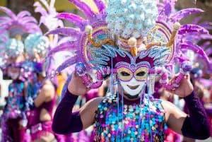 Masked Up for Mardi Gras
