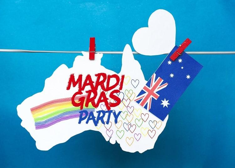 Mardi Gras in Australia