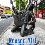 Reasons to Visit Seattle - The Music