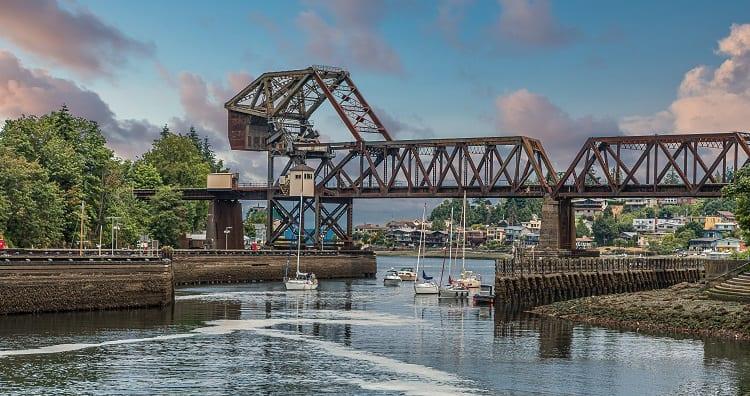 Reasons to Visit Seattle - The Ballard Locks