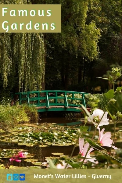 Monet's Water Lilies - Giverny