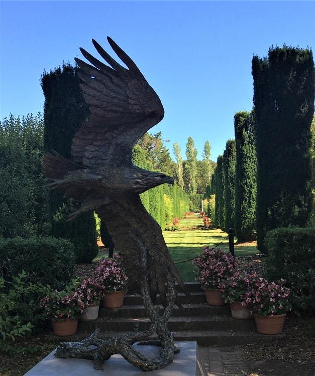 World-Famous Gardens at Filoli