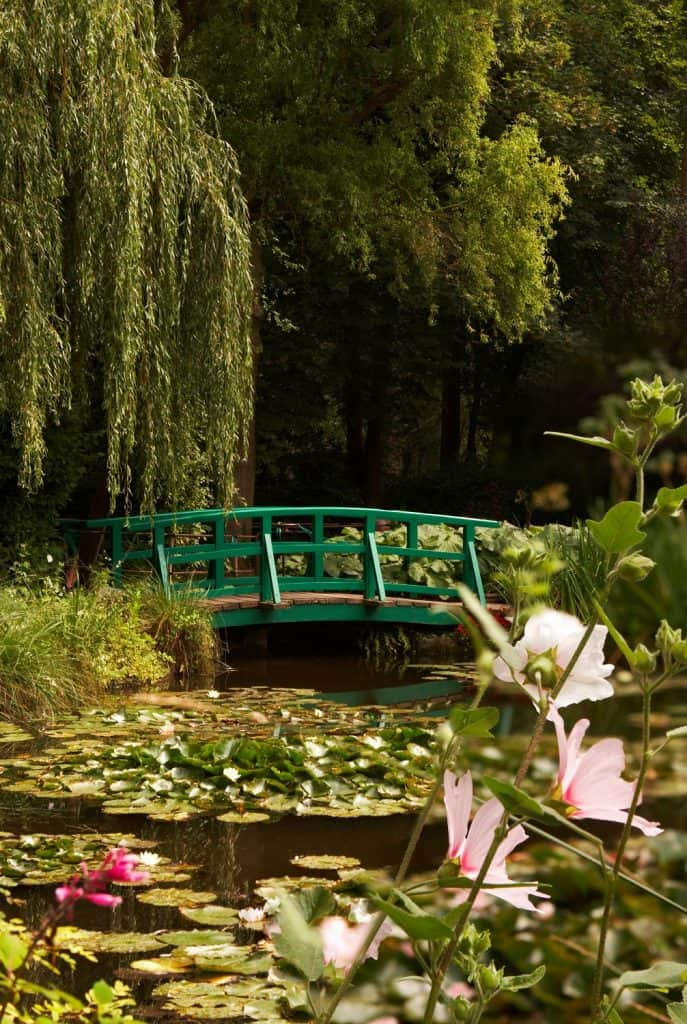 Monet's Lilly Pond @ Giverny, France