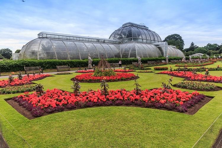 Royal Botanic Garden - Kew England