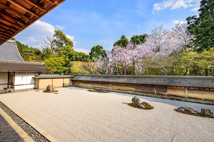 Kyoto Japan - Ryoan-ji