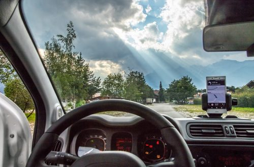 Road Trip! - Things to do on a long car ride