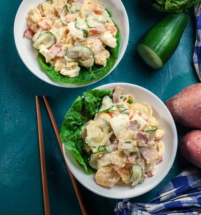 Potato Salad - Traditional 4th of July Foods