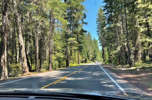 Driving From San Francisco to Bend