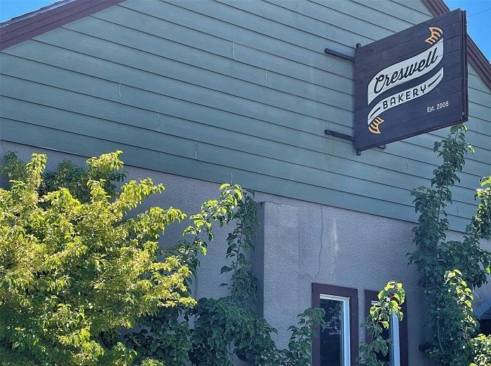 Creswell-Bakery Oregon