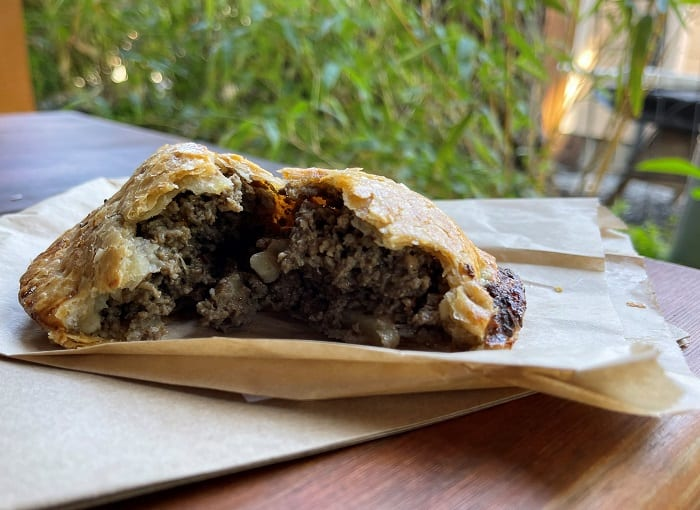 Meat Pie From Creswell Bakery