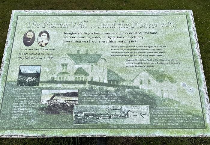 Oregon-Hughes-House-Sign