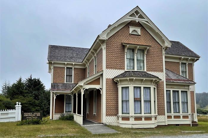 Oregon-Hughes-House