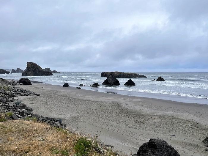 Coastal Oregon And Northern California - Seal Beach
